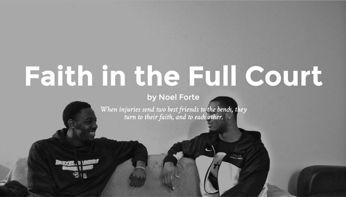 Faith in the Full Court by Noel Forte